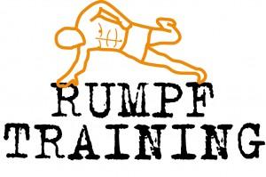 Rumpf Logo weiss